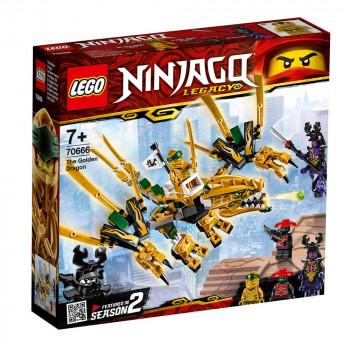 LEGO NINJAGO THE GOLDEN DRAGON