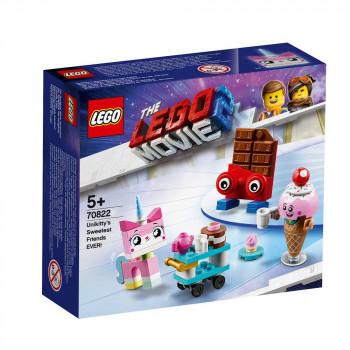 LEGO MOVIE UNIKITTY'S SWEETEST FRIENDS