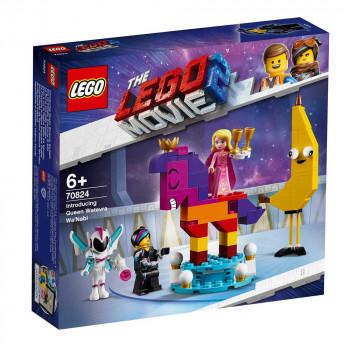 LEGO MOVIE INTRODUCING QUEEN WATEVRA
