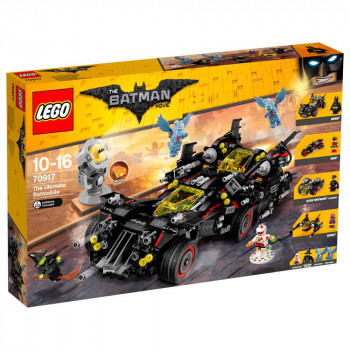 LEGO BATMAN MOVIE THE ULTIMATE BATMOBILE 4