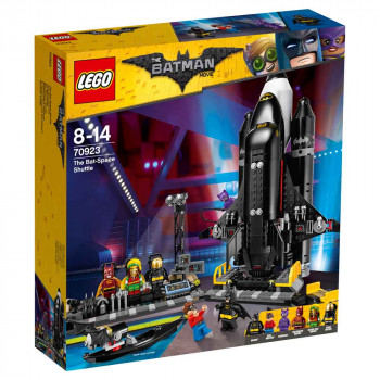 LEGO BATMAN MOVIE THE BAT-SPACE SHUTTLE