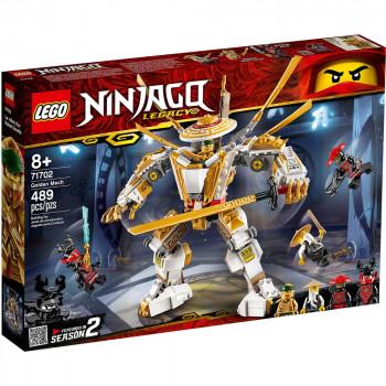 LEGO NINJAGO GOLDEN MECH