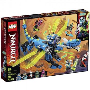 LEGO NINJAGO JAYS CYBER DRAGON