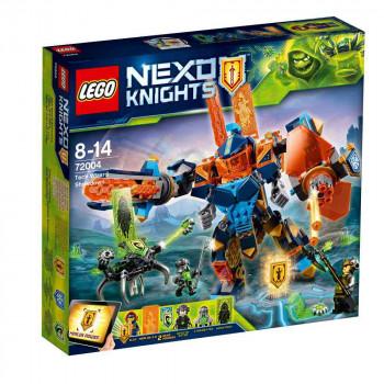 LEGO NEXO KNIGHTS TECH WIZARD SHOWDOWN