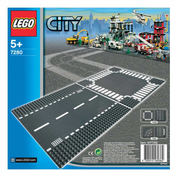 LEGO CITY AUTO STAZA PRAVA