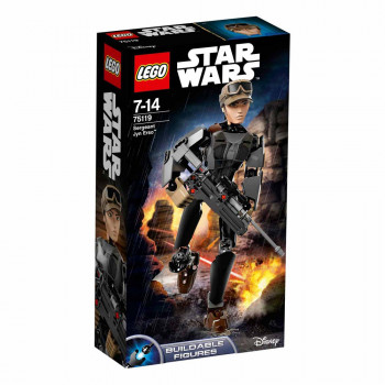LEGO STAR WARS SERGEANT JUN ERSO