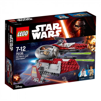 LEGO STAR WARS OBI-WAN'S JEDI INTERCEPTOR