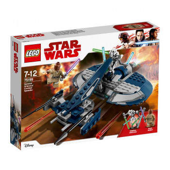 LEGO STAR WARS GENERAL GRIEVOUS COMBAT SPEEDER