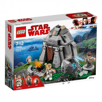 LEGO STAR WARS ACHT-TO ISLAND TRAINING
