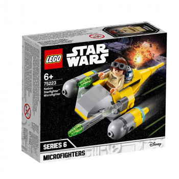 LEGO STAR WARS NABOO STARFIGHTER? MICROFIGHTER