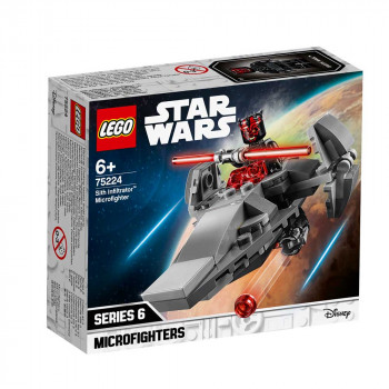 LEGO STAR WARS SITH INFILTRATOR? MICROFIGHTER