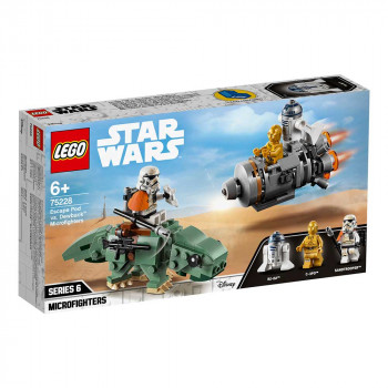 LEGO STAR WARS ESCAPE POD VS. DEWBACK