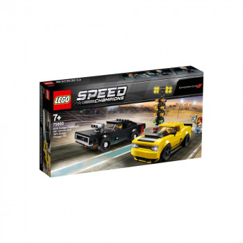 LEGO SPEED CHAMPIONS 2018 DODGE CHALLENGER SRT