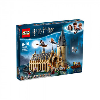 LEGO HARRY POTTER HOGWART GREAT HALL