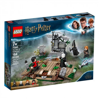 LEGO HARRY POTTER RISE OF VALDEMORT