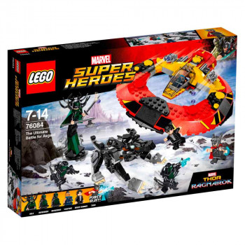 LEGO SUPER HEROES THOR THE ULTIMATE BATTLE FOR ASGARD 1