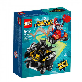LEGO SUPER HEROES MIGHTY MICROS BATMAN VS HARLEY QUINN