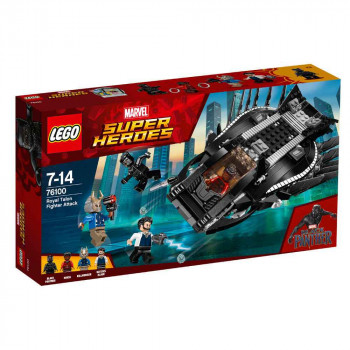 LEGO SUPER HEROES ROYAL TALON FIGHTER ATTACK