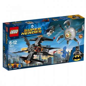LEGO SUPER HEROES BATMAN: BROTHER EYE TAKEDOWN
