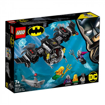 LEGO SUPER HEROES BATMAN? BATSUB AND THE UNDER