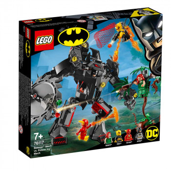 LEGO SUPER HEROES BATMAN MECH VS. POISON IVY