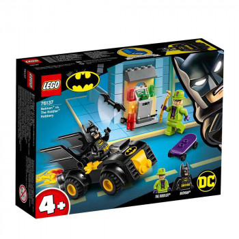 LEGO SUPER HEROES BATMAN VS. THE RIDDLER ROBBERY