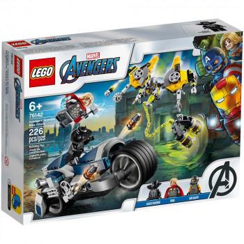 LEGO SUPER HEROES AVENGERS BIKE ATTACK