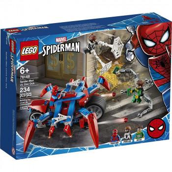 LEGO SUPER HEROES SPIDERMAN VS DOC OCK