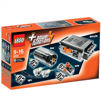 LEGO TECHNIC MOTOR SET