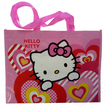 HELLO KITTY TORBA ZA DEVOJCICE PVC 5204679669994