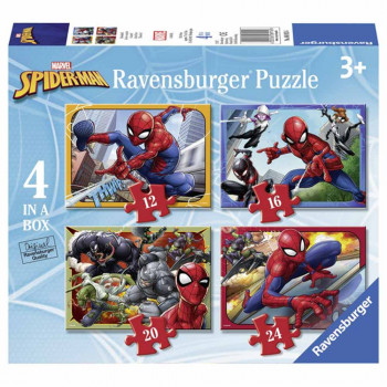 RAVENSBURGER PUZZLE  SPIDERMAN