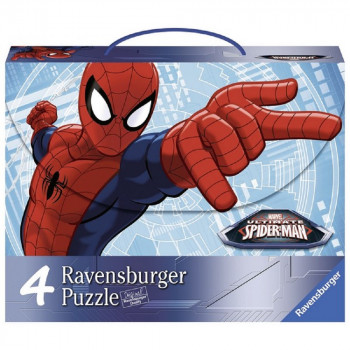 RAVENSBURGER PUZZLE SPIDERMAN KOFERCIC
