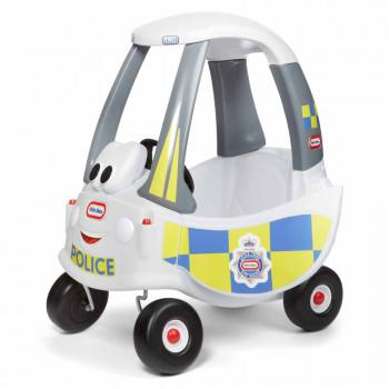 LITTLE TIKES AUTO GURALICA POLICAJAC BELI