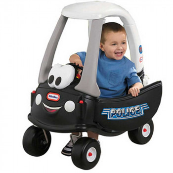 LITTLE TIKES COZY COUPE POLICIJA