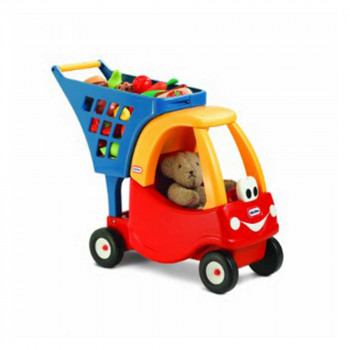 LITTLE TIKES COZY COUPE KOLICA ZA KUPOVINU