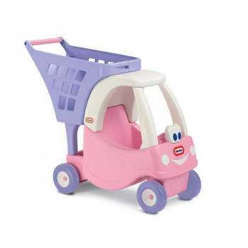 LITTLE TIKES COZY COUPE PRINCESS KOLICA ZA KUPOVINU