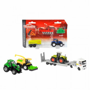 MAJORETTE FARM SET MEDIUM