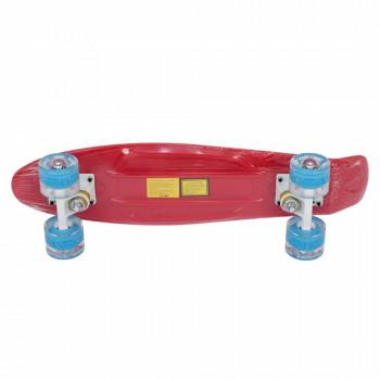 DAVIDELI SKATE SKATY RED/BLU/BLU/WHT