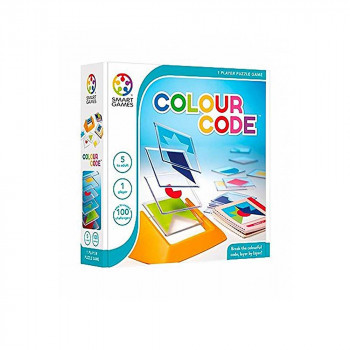 SMART GAMES COLOUR CODE 100 IZAZOVA