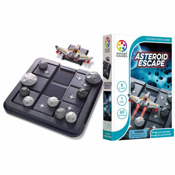 SMART GAMES BEKSTVO OD ASTEROIDA