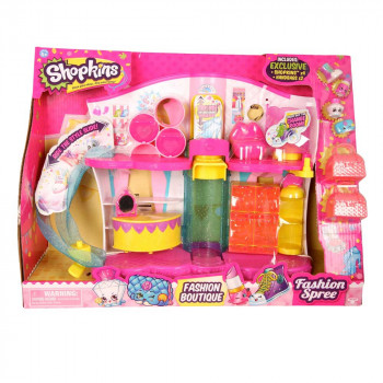 SHOPKINS BUTIK SET