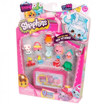 SHOPKINS FIGURA 12 PACK