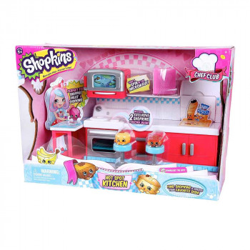 SHOPKINS KUHINJA SET