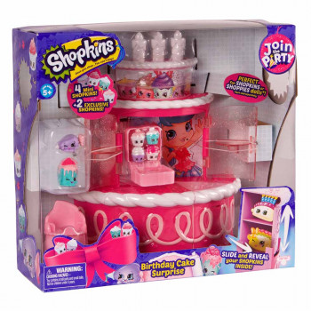 SHOPKINS PLAYSET