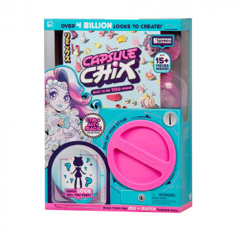 CAPSULE CHIX COLLECTIONS LUTKA ASST