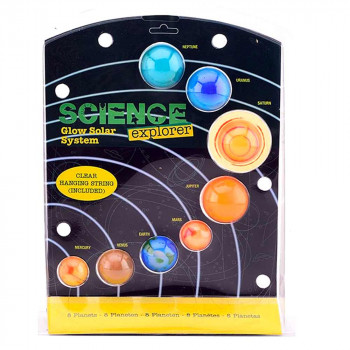 SCIENCE EXPLORER SOLARNI SISTEM FLUO