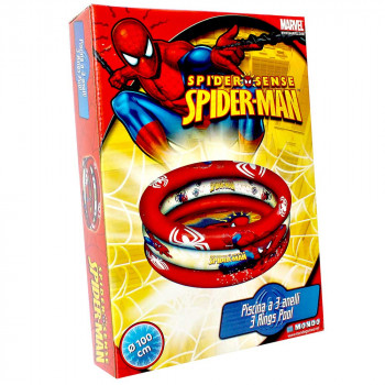 SPIDERMAN BAZEN 3 PRSTENA