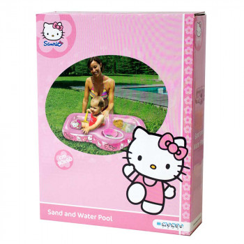 HELLO KITTY TRODELNI BAZEN ZA BEBE