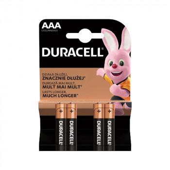 DURACELL BASIC AAA 4KOM DURALOCK
