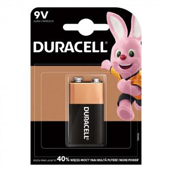 DURACELL BASIC 9V 1KOM  BATERIJA DURALOCK